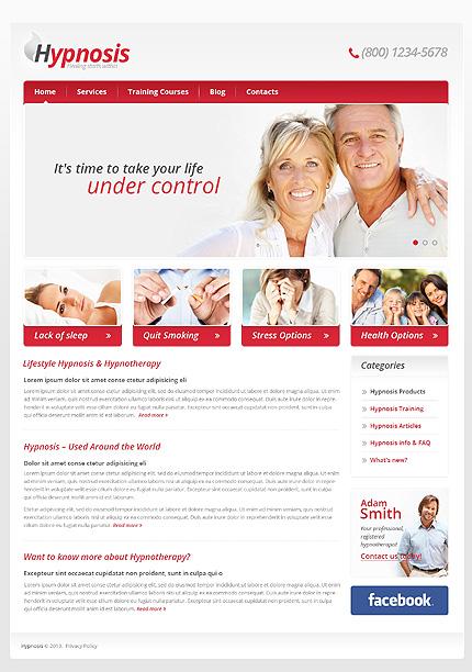 Compact Medical WordPress Theme