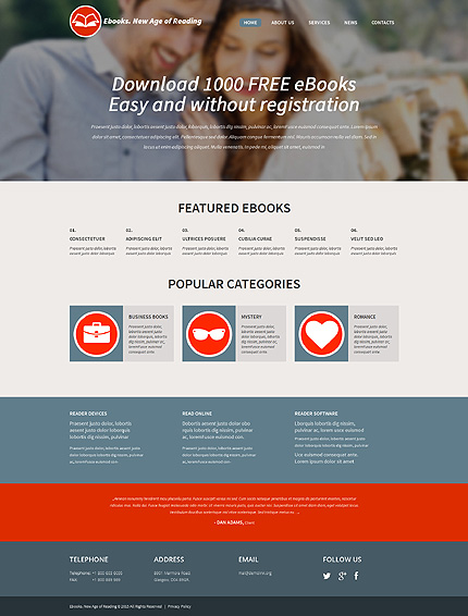 Healthcare Professionals WordPress Theme