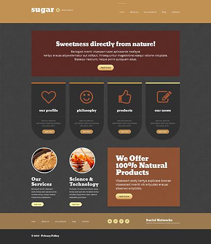 Food www Responsive WordPress Theme