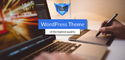Monstroid WordPress Theme zzp website template