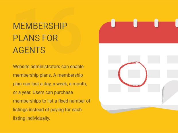 Membership Plans for Agents