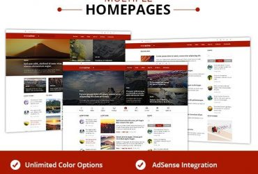 Interactieve website template: Makkelijk in Contact