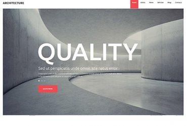 Ontwerper Website Template