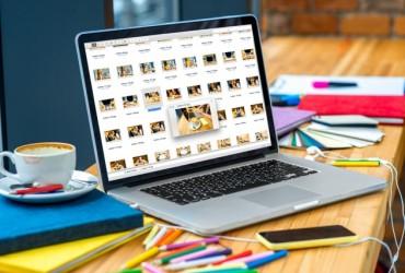 Schema het snelst te laden website template