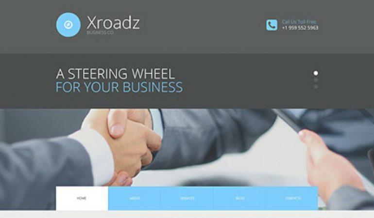 Zzp Website Template 25 Voorbeelden